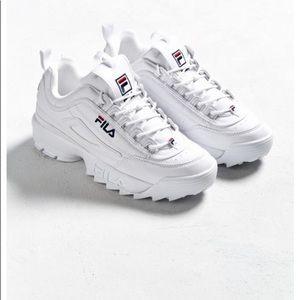 Fila Disruptor 2 premium white sneaker